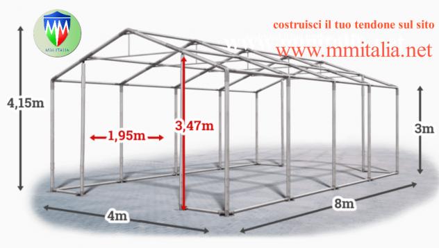 Coperture per protezione Camper Roulotte 4 x 8 prezzi eccezionali - Foto 4