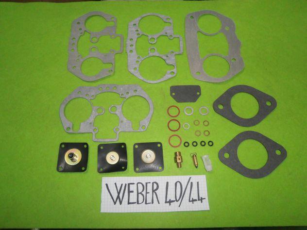 """Kit revisione carburatore Weber 40 44 48 idf    """"Kit repair  Weber 40  … - Foto 9"""