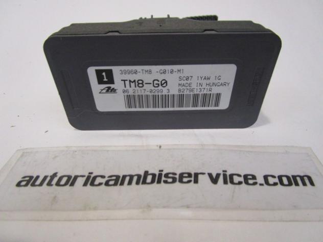 39960-TM8-G010-M1 SENSORE ESP IMBARDATA HONDA INSIGHT 1.3 I AUT 5P 65KW (20 …