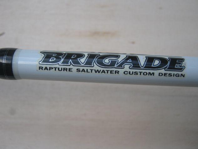 canna da pesca rapture brigade  s902-mh - Foto 2