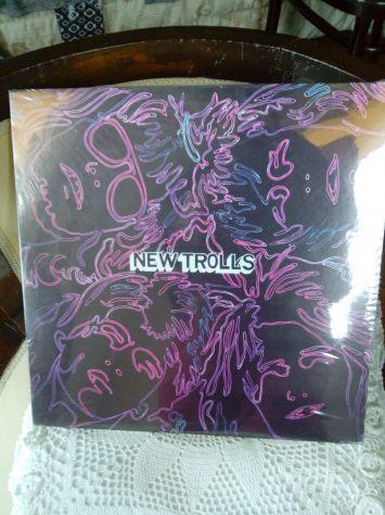 New Trolls 2' album sigill.
