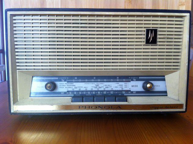 Radio Phonola anni 50