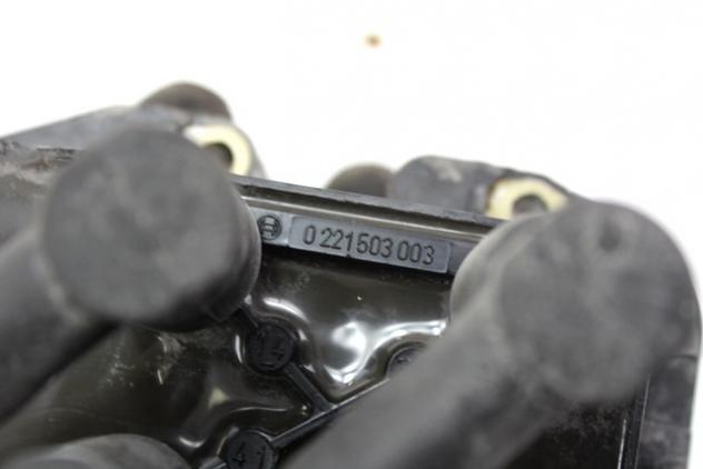 0221503003 BOBINA ACCENSIONE AVVIAMENTO PEUGEOT 106 1.1 44KW 3P B 5M (1994) … - Foto 3