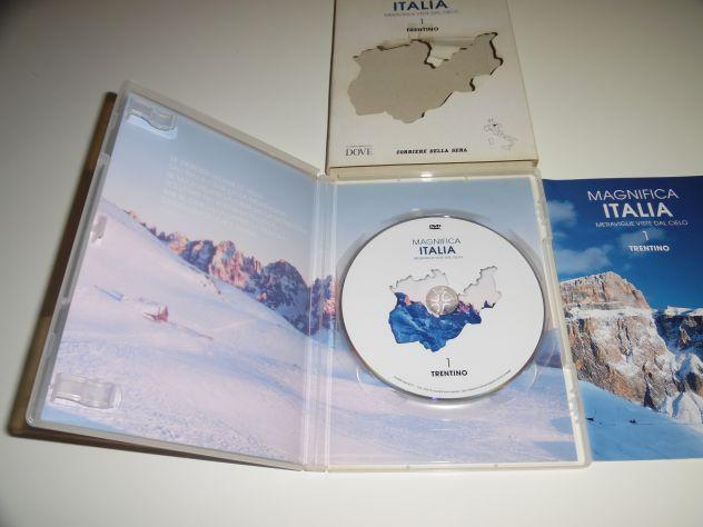 """UN DVD IN OTTIME CONDIZIONI,ORIGINALE,COMPLETO,RARISSIMO:""""MAGNIFICA IT … - Foto 4"""