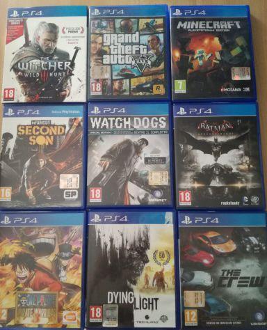 Videogiochi per PS4