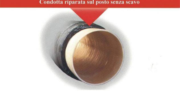 Risanamento colonne pluviali Campobasso - Foto 4