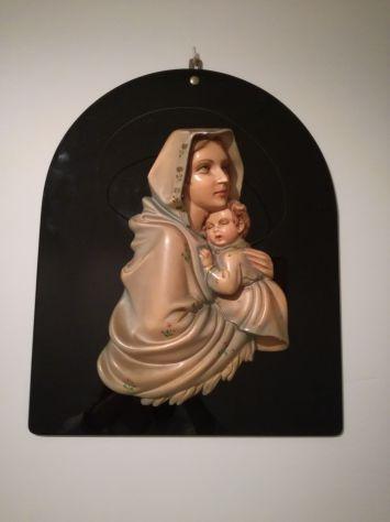 Icona sacra capoletto anni '40/50