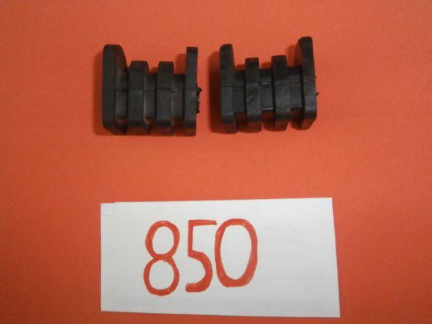 Gommini tasselli barra stabilizzatrice Fiat 850 sport spider coupe NUOVI Pirelli