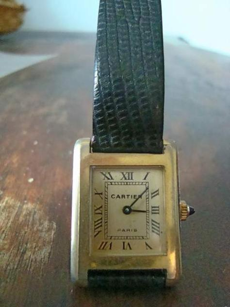 Antico orologio cartier edizione numerata - Foto 3