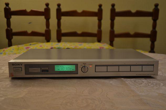 Sony ST-JX35L Sintonizzatore Tuner Digitale FM
