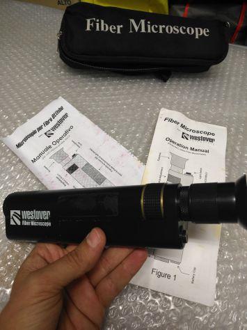FIberscope x fibra ottica-Westover FM-C400 PROFESSIONALE - Foto 4