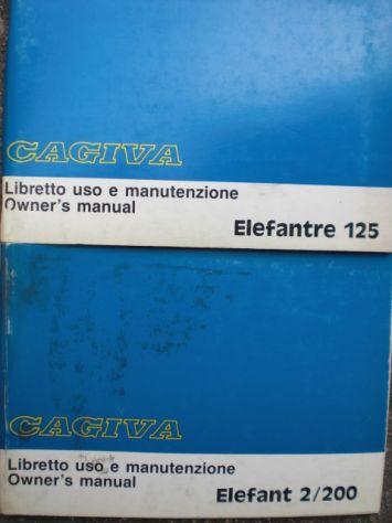 Cagiva manuali uso e manutenzione - Foto 7