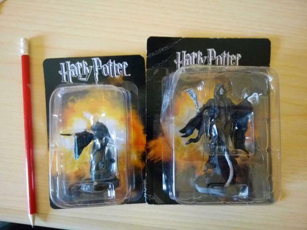 Harry potter dementor miniatura de agostini action figur