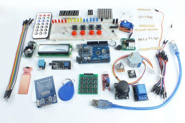 Starter Kit per Arduino (NUOVO)