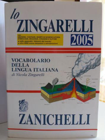 VOCABOLARIO DELLA LINGUA ITALIANA - 2005 - Foto 5
