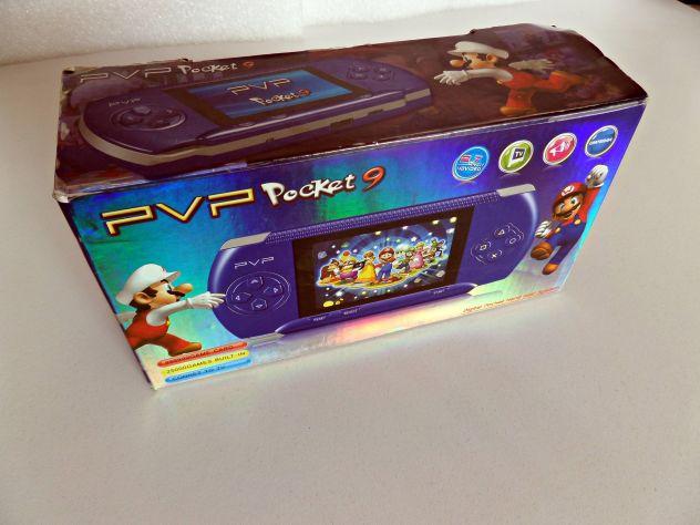 Console portatile 30 giochi retrò (super mario, ecc..) PVP Pocket 9 - Foto 8