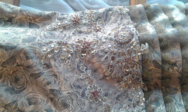Vendo meraviglioso abito da sera