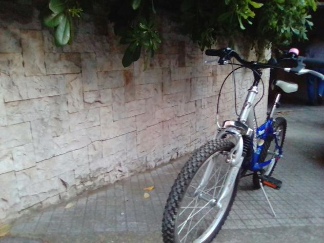 BICICLETTA MOUNTAIN-BIKE, DIAMETRO: 20 tipo di bici mountain bike Euro 80 - Foto 2