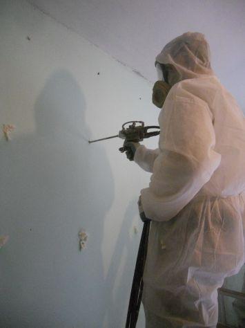 Insufflaggio poliuretano per tetti, solai, sottotetti, pavimenti e pareti - Foto 2