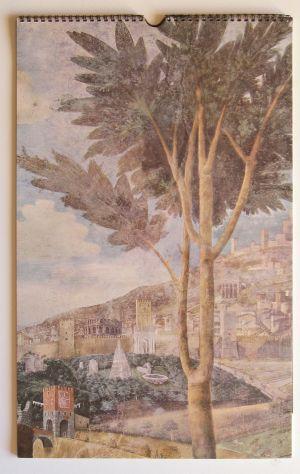 Olivetti calendario del 1971