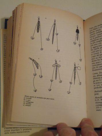 Il libro della pesca in acque dolci, Renzo Portalupi, 1979. - Foto 6