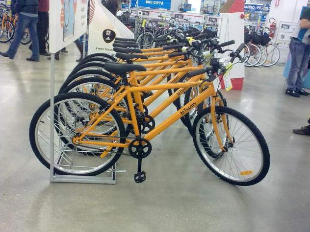 Bicicletta unisex btwin