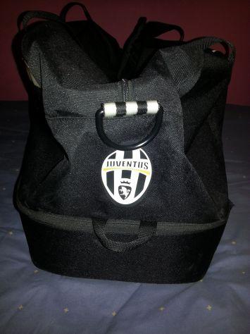 Borsone originale Juventus calcio - Nero - Foto 3