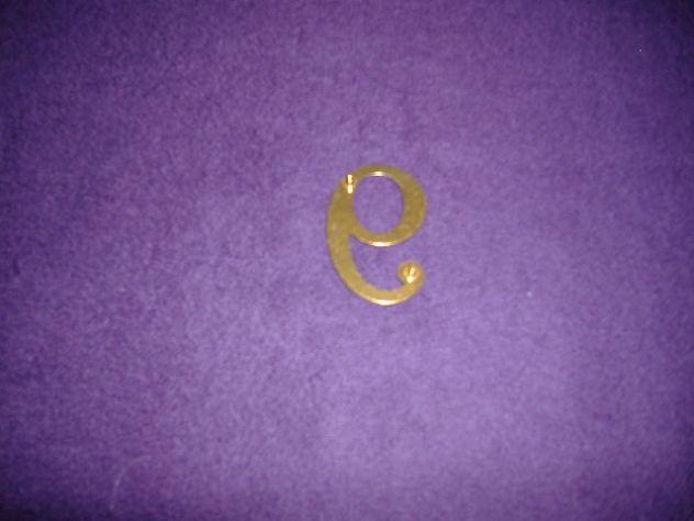 numeri civici in fusione di ottone - Foto 5