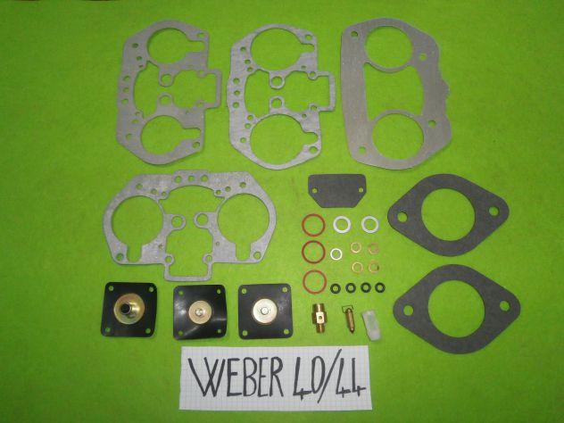 """Kit revisione carburatore Weber 40 44 48 idf    """"Kit repair  Weber 40  … - Foto 7"""