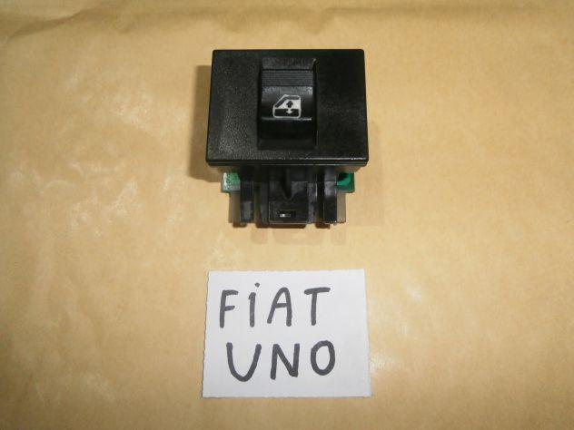 Interruttore pulsante vetri elettrici Fiat uno turbo  i.e. 1°s prima serie  …