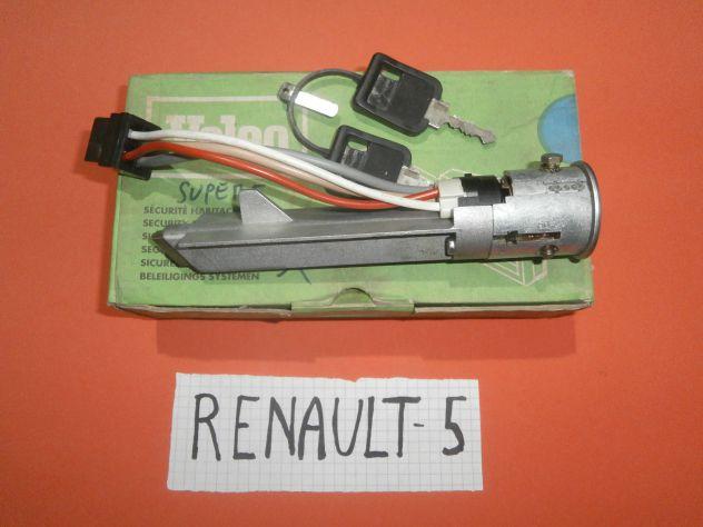 Blocchetto commutatore accensione Renault 5 Alpine L TL GTL Valeo 252224 &q … - Foto 2