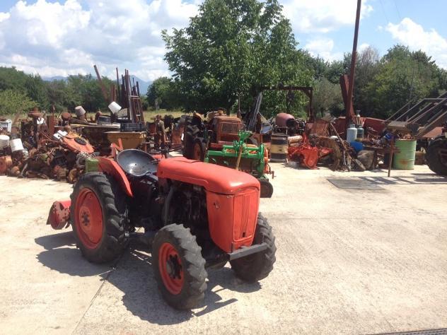 Macchine agricole ABG sametto 120 dt - Foto 5
