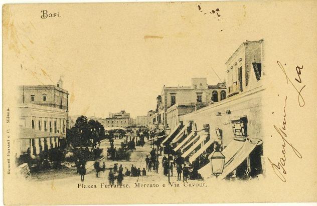 Collezione cartoline d'epoca di Bari