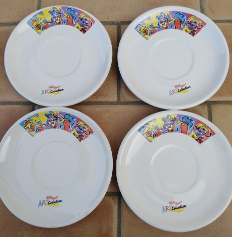 Scodella + piatti Kellog's