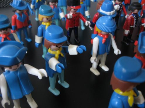 Playmobil - Fortino Fort Union n. 3420