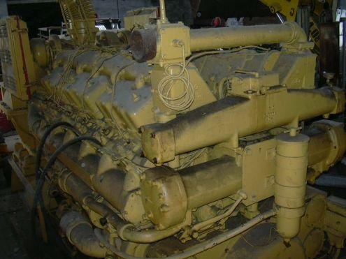motore marino CAT - Foto 3