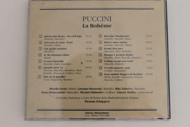CD Musica Lirica Originali - Foto 3