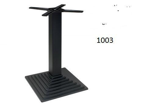 Base tavolo in ferro ghisa per tavolo ristorante