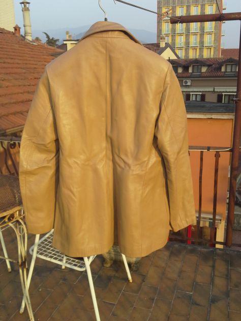 huge discount 34dab 56205 Giacca giaccone giubbotto pelle donna - Annunci Brescia