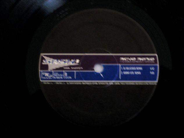33 giri originale del 1998 – SASH! Feat Shannon- MOVE MANIA - Foto 5