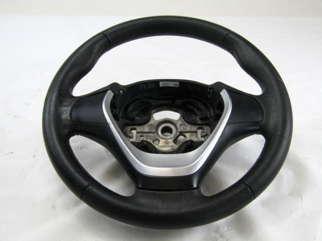 32306854755 VOLANTE IN PELLE BMW SERIE 1 116D F20 2.0 85KW 5P D 6M (2011) R …