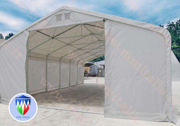 Tendoni 8 x 12 linea Impero qualitá Estrema per feste magazzino deposito - Foto 6