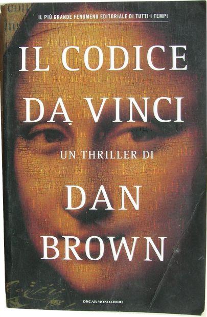 IL CODICE DA VINCI un thriller di Dan Brown
