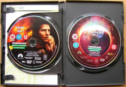 LA GUERRA DEI MONDI Tom Cruise Spielberg Edizione speciale 2 Dischi  La gue … - Foto 3