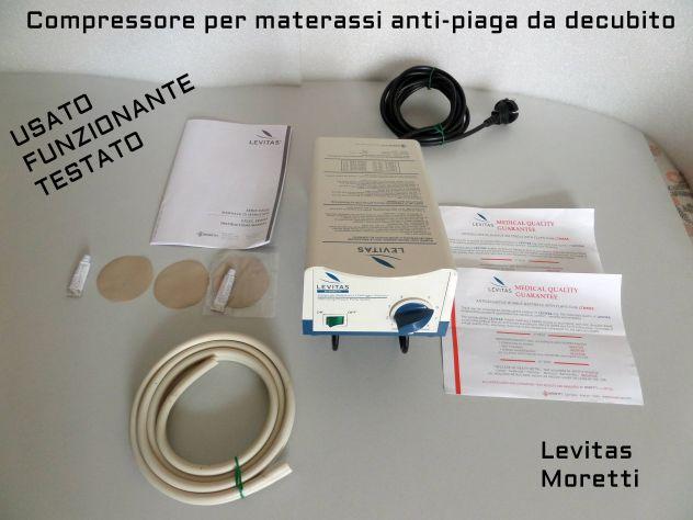 Materassi Antidecubito Levitas.Compressore Per Materassi Anti Piaghe Da Decubito Levitas