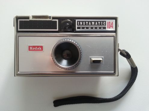 Macchina Fotografica Kodak Instamatic 104
