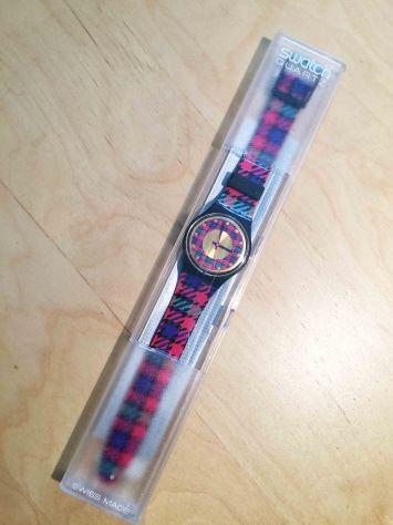 Swatch Tweed del 1992 originale