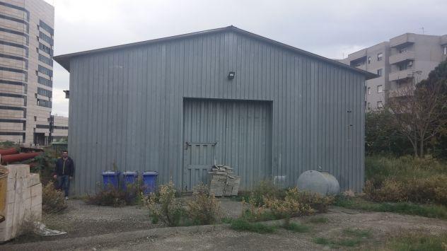 capannone prefabbricato in ferro zincato smontabile - annunci bari