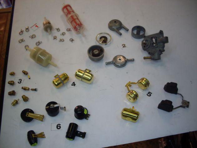 Galleggianti carburatore