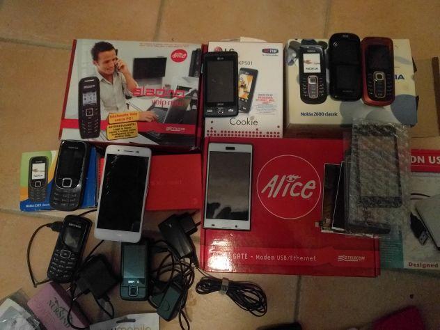 Telefonini Huawei nokia samsung